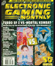 Electronic Gaming Monthly #50
