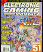 Electronic Gaming Monthly #51