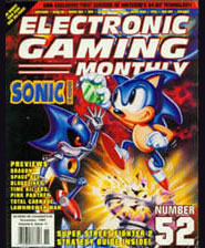 Electronic Gaming Monthly #52