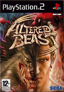 Altered Beast (Level 1) - Defunct Games