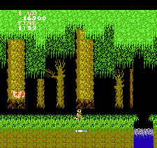 Ghouls 'N Ghosts - Level 1 - The Forest