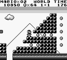 Super Mario Land - Level 1-1!