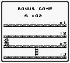 Super Mario Land - Bonus Game!