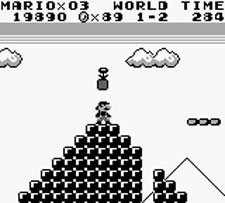 Super Mario Land - Level 1-3!