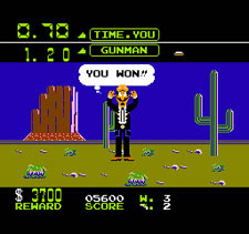 Wild Gunman - Level 1: Shooter Valley, New Mexico!