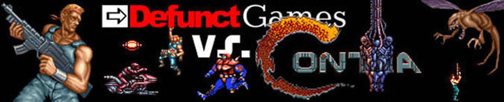 Defunct Games Vs.