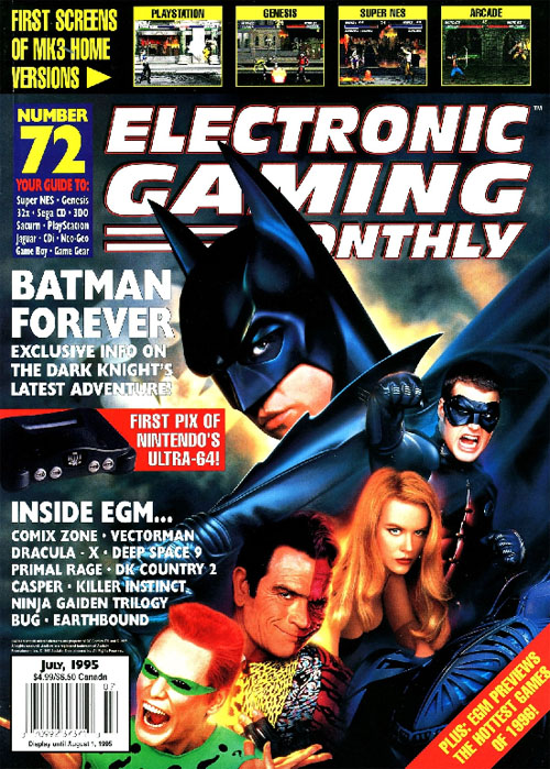 The First E3: How Electronic Gaming Monthly Covered E3 in