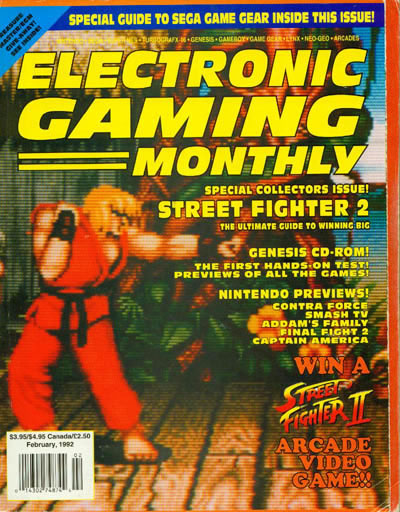 When Street Fighter Ii Met Egm Defunct Games