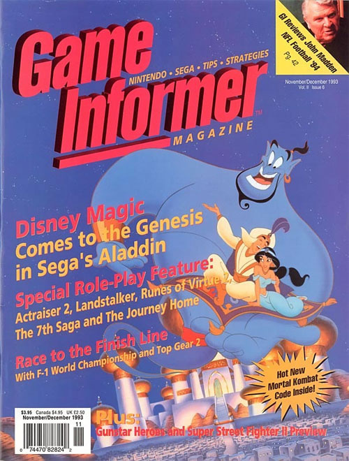 May 31, · Welcome to Game Informer, the world's largest computer and video game magazine! A year veteran to publishing, Game Informer Magazine continues to shape the video game industry by expanding perspectives and providing in-depth knowledge and insight into the games market/5().