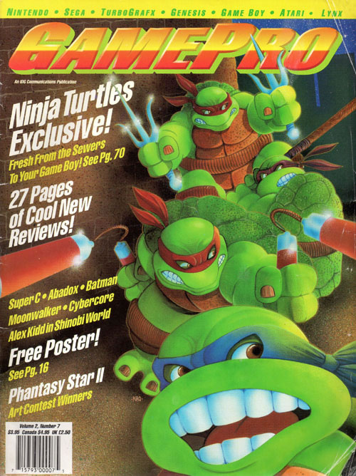 GamePro Electronic Gaming Monthly EGM GameFan 11 Subscriber Issues 1995 MINT