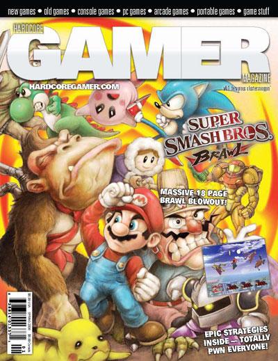 Hardcore Gamer Magazine 46