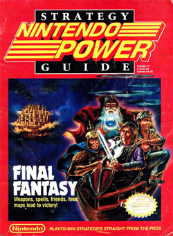 Strategy Guide #3: Final Fantasy