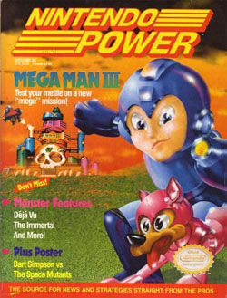 January 1991: Mega Man III