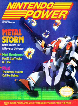 March 1992: Metal Storm