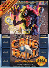 Crue Ball: Heavy Metal Pinball