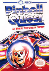 Pinball Quest (Jaleco)