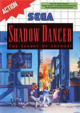 Shadow Dancer: The Secret of Shinobi (Sega)
