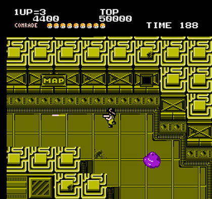 Alien Syndrome (NES)