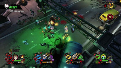 All Zombies Must Die (XBLA)