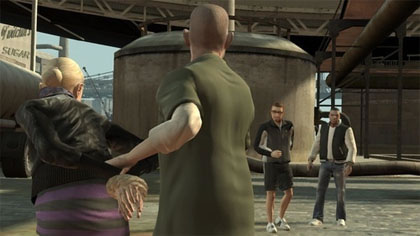 Episodes from Liberty City (XBOX 360)