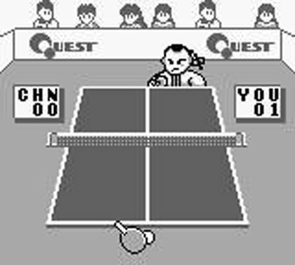 Battle Ping Pong (Game Boy)