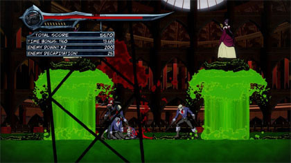 Bloodrayne Betrayal Review For Xbox 360 2011 Defunct Games