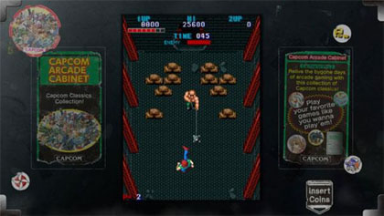 Capcom Arcade Cabinet: 1987 Pack (PlayStation 3)