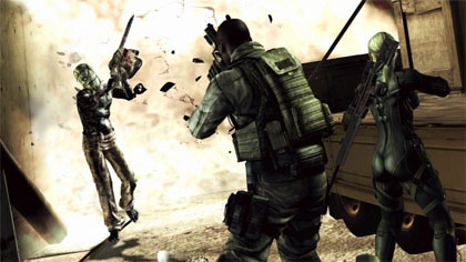 Resident Evil 5: Desperate Escape (XBLA)