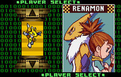 Digimon Tamers: Battle Spirit (WonderSwan Color)