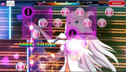 DJ Max Technika Tune (PS Vita)