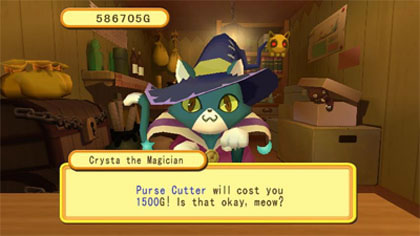 Dokapon Kingdom (PlayStation 2)