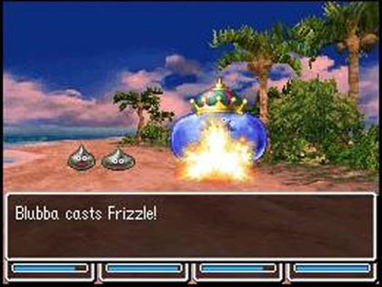 Dragon Quest V (Nintendo DS)