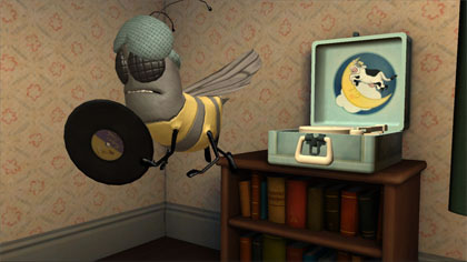 Wallace and Gromit Fright of the Bumblebees (XBLA)