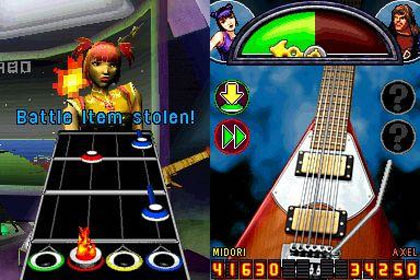 Guitar Hero On Tour Decades (Nintendo DS)