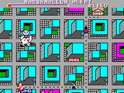 Ghostbusters (Master System)