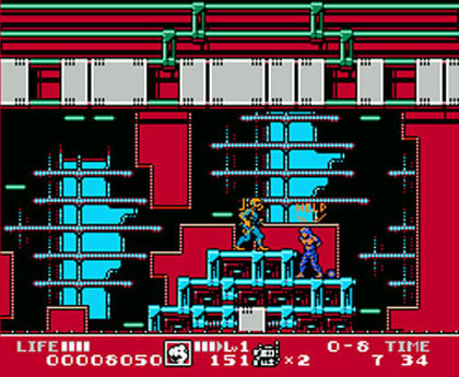 G.I. Joe: The Atlantis Factor (NES)