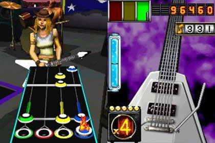 Guitar Hero: On Tour (NDS)