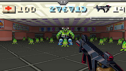 Gun Commando (PS Vita)