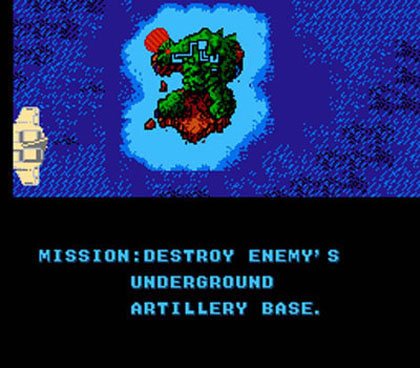 Heavy Barrel (NES)