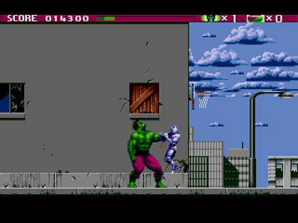 The Incredible Hulk (Genesis)