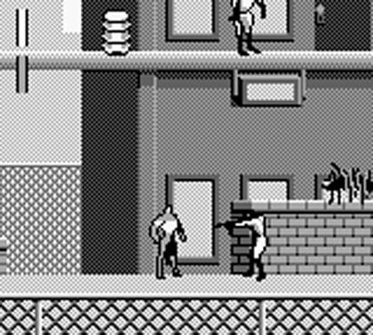 Iron Man/X-O Manowar in Heavy Metal (Game Boy)