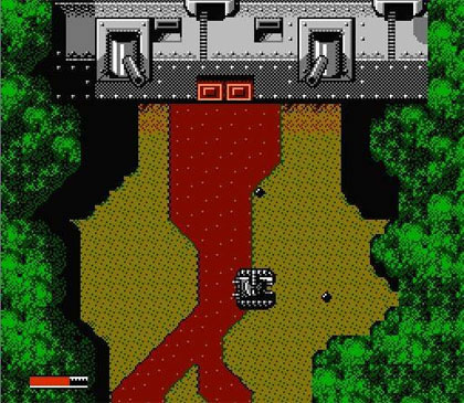 Iron Tank: The Invasion of Normandy (NES)