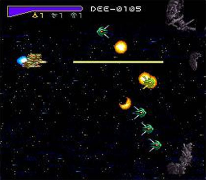 Macross: Scrambled Valkyrie (Super NES)