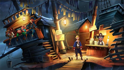 Monkey Island 2 Special Edition: LeChuck's Revenge (XBLA)