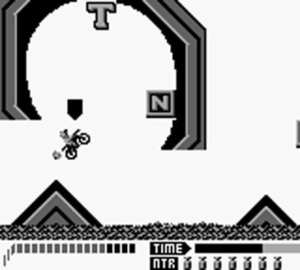 Motocross Maniacs (Game Boy)