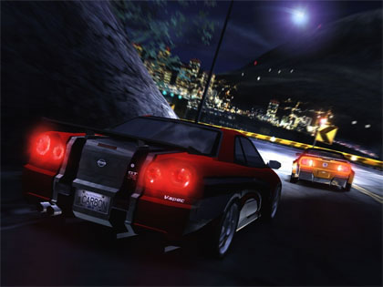 Need For Speed Carbon Review For Playstation 2 2006 Defunct Games