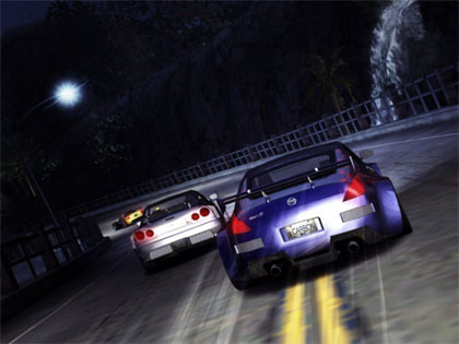 Need for Speed: Carbon (PlayStation 2)