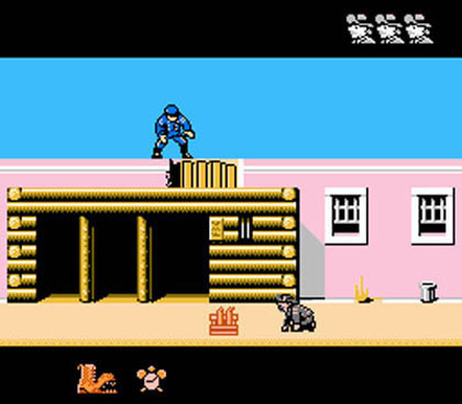 North and South (NES)