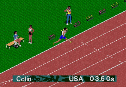 Olympic Summer Games: Atlanta 1996 (Genesis)