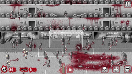 OMG HD Zombies (PS Vita)